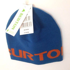 4fa49e0b080 Burton Accessories - Burton Boys Snowboard Billboard Beanie Reversible